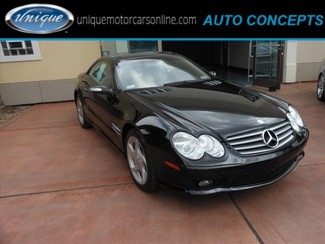 2004 Mercedes-Benz SL500 SL500 Bridgeville, Pennsylvania 10