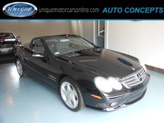 2004 Mercedes-Benz SL500 SL500 Bridgeville, Pennsylvania 12