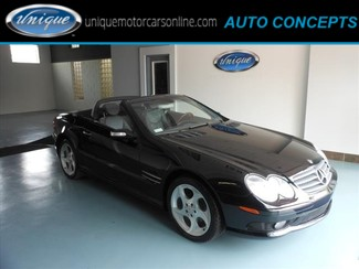 2004 Mercedes-Benz SL500 SL500 Bridgeville, Pennsylvania 13