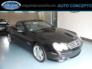 2004 Mercedes-Benz SL500 SL500 Bridgeville, Pennsylvania 14