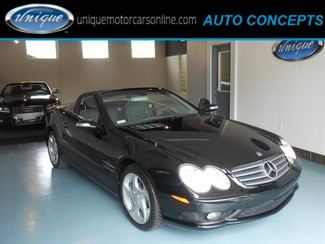 2004 Mercedes-Benz SL500 SL500 Bridgeville, Pennsylvania 15