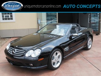 2004 Mercedes-Benz SL500 SL500 Bridgeville, Pennsylvania 18
