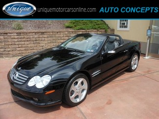 2004 Mercedes-Benz SL500 SL500 Bridgeville, Pennsylvania 2