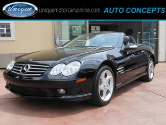 2004 Mercedes-Benz SL500 SL500 Bridgeville, Pennsylvania 3