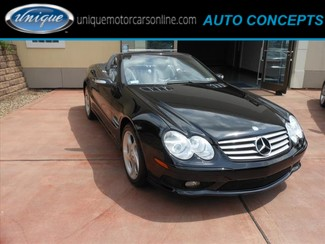 2004 Mercedes-Benz SL500 SL500 Bridgeville, Pennsylvania 9