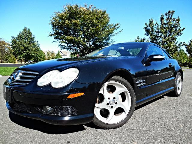 2004 Mercedes-Benz SL500 Leesburg, Virginia 1