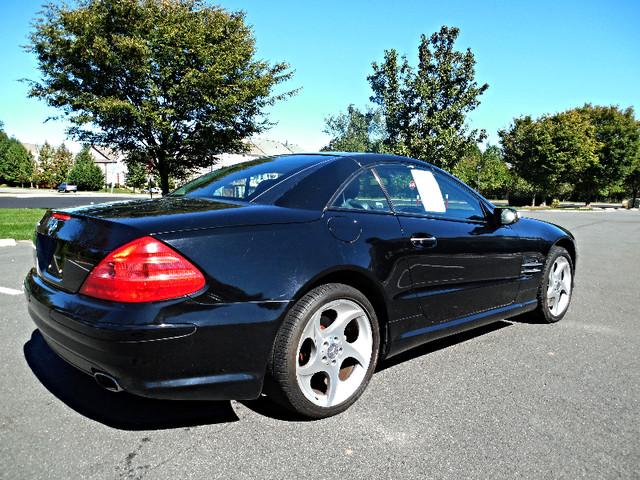 2004 Mercedes-Benz SL500 Leesburg, Virginia 3