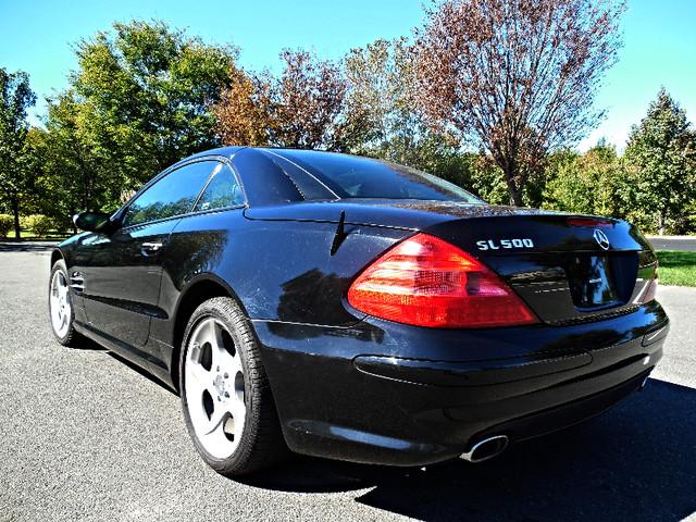 2004 Mercedes-Benz SL500 Leesburg, Virginia 4