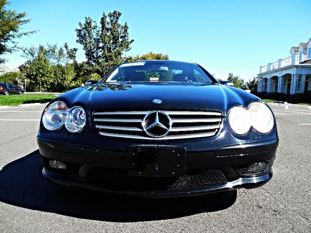 2004 Mercedes-Benz SL500 Leesburg, Virginia 5