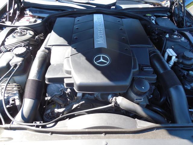 2004 Mercedes-Benz SL500 Leesburg, Virginia 27