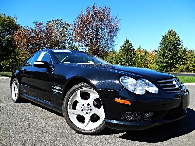 2004 Mercedes-Benz SL500 Leesburg, Virginia 2