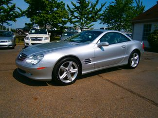 2004 Mercedes-Benz SL500 Memphis, Tennessee 20