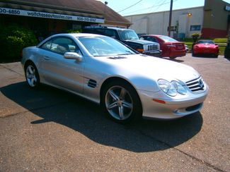 2004 Mercedes-Benz SL500 Memphis, Tennessee 1