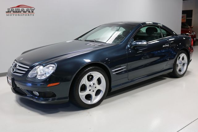 2004 Mercedes-Benz SL500 Merrillville, Indiana 24