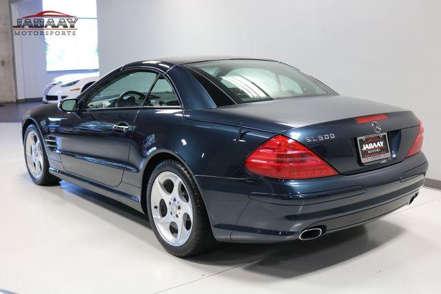 2004 Mercedes-Benz SL500 Merrillville, Indiana 26