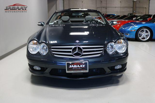 2004 Mercedes-Benz SL500 Merrillville, Indiana 7