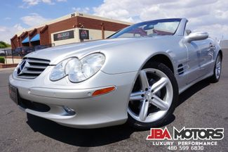 2004 Mercedes-Benz SL500 SL500 SL Class 500 Convertible SL500 | MESA, AZ | JBA MOTORS in Mesa AZ