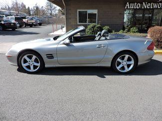 2004 Mercedes-Benz SL500 Roadster Bend, Oregon 1