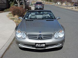 2004 Mercedes-Benz SL500 Roadster Bend, Oregon 4