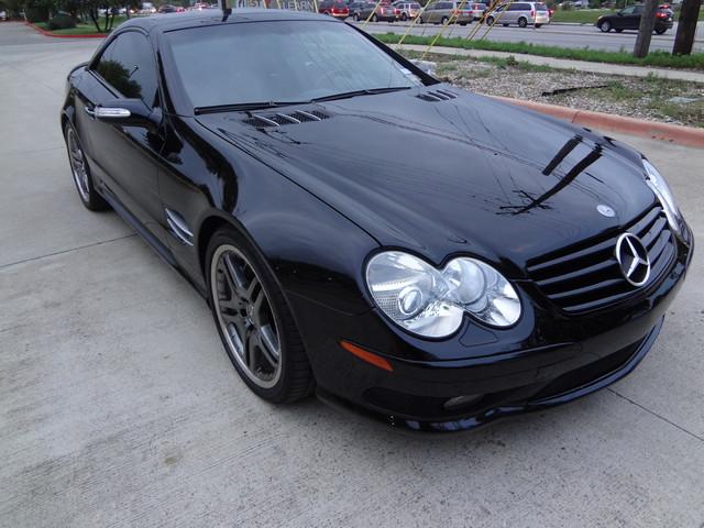 2004 Mercedes-Benz SL55 AMG Austin , Texas 22