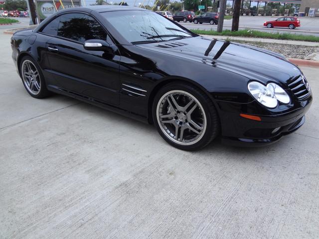 2004 Mercedes-Benz SL55 AMG Austin , Texas 24