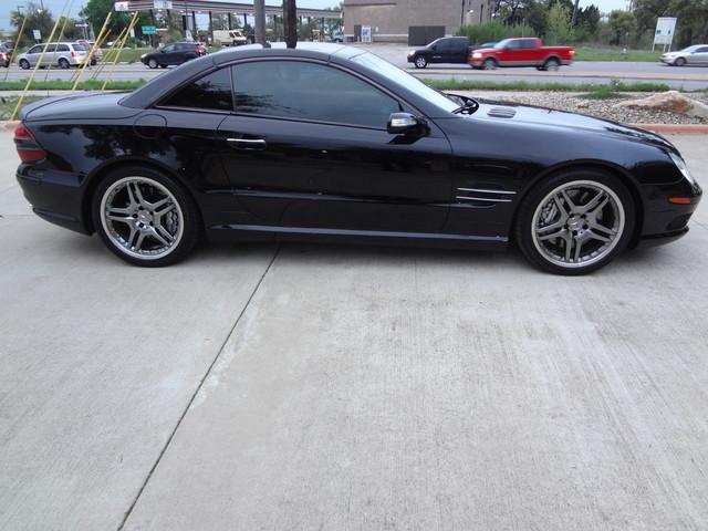 2004 Mercedes-Benz SL55 AMG Austin , Texas 23