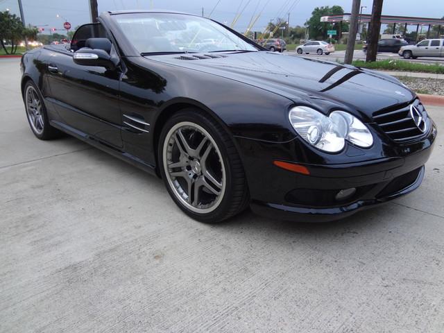 2004 Mercedes-Benz SL55 AMG Austin , Texas 13