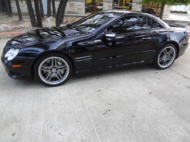 2004 Mercedes-Benz SL55 AMG Austin , Texas 27