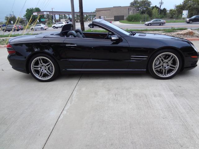 2004 Mercedes-Benz SL55 AMG Austin , Texas 12