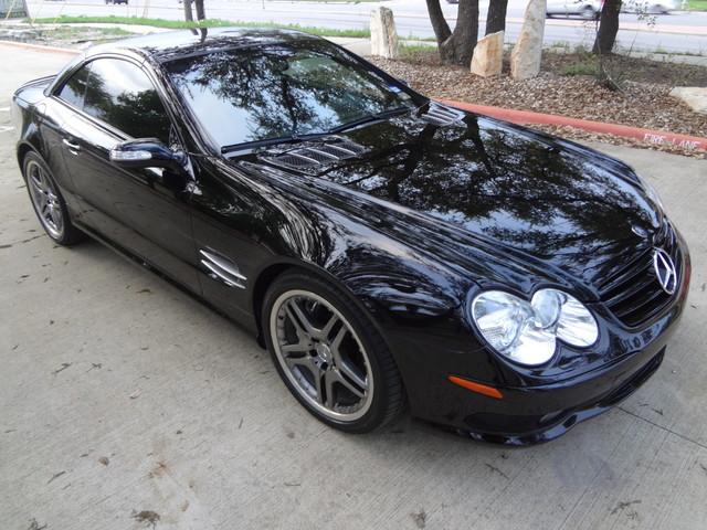 2004 Mercedes-Benz SL55 AMG Austin , Texas 33