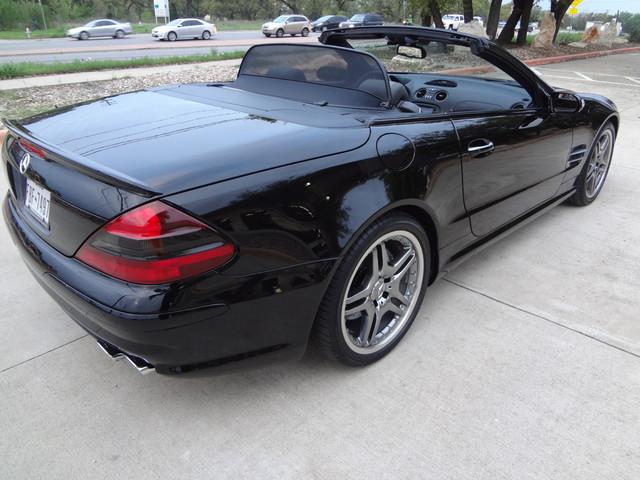 2004 Mercedes-Benz SL55 AMG Austin , Texas 11