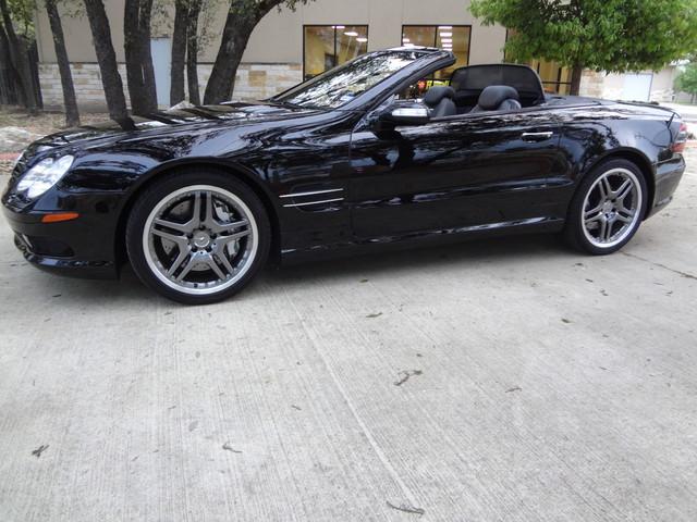 2004 Mercedes-Benz SL55 AMG Austin , Texas 1