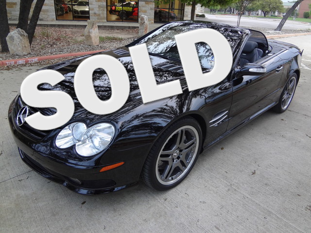 2004 Mercedes-Benz SL55 AMG Austin , Texas 0