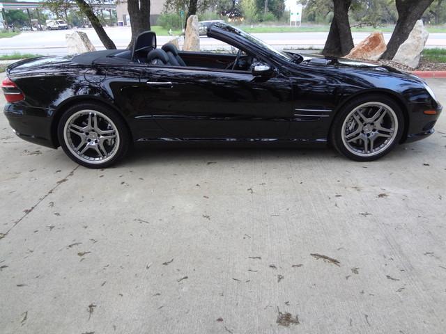 2004 Mercedes-Benz SL55 AMG Austin , Texas 5