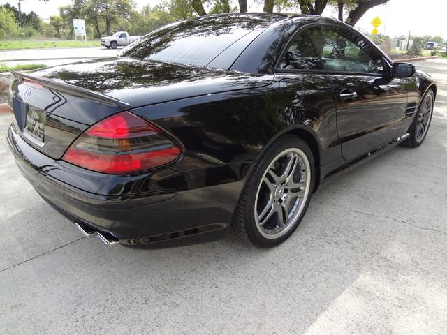 2004 Mercedes-Benz SL55 AMG Austin , Texas 31