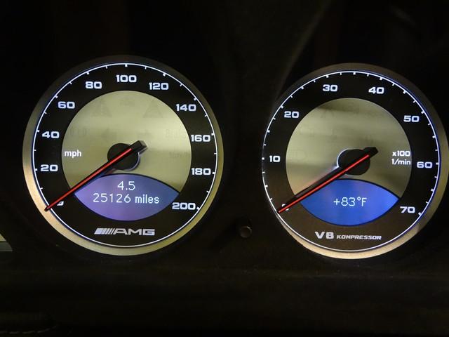 2004 Mercedes-Benz SL55 AMG Austin , Texas 45