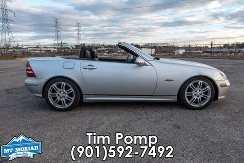 2004 Mercedes-Benz SLK230  | Memphis, Tennessee | Tim Pomp - The Auto Broker in Memphis, Tennessee