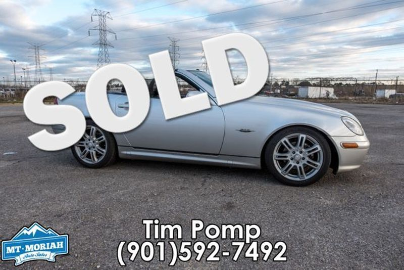 2004 Mercedes-Benz SLK230  | Memphis, Tennessee | Tim Pomp - The Auto Broker in Memphis Tennessee
