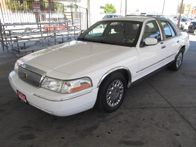 2004 Mercury Grand Marquis GS Please call or e-mail to check availability All of our vehicles a
