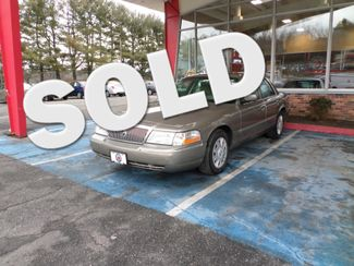 2004 Mercury Grand Marquis in WATERBURY, CT