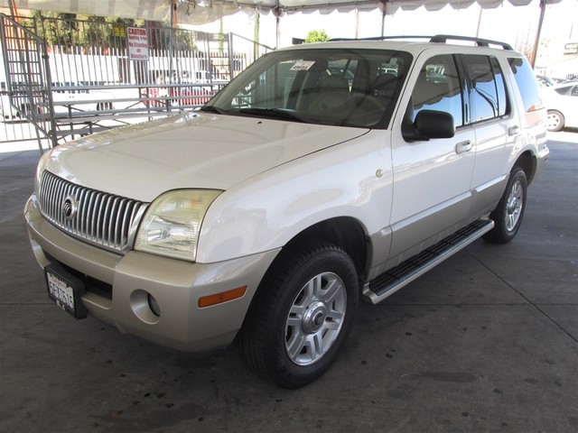 2004 Mercury Mountaineer Convenience This particular Vehicle comes with 3rd Row Seat Please call