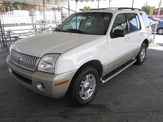 2004 Mercury Mountaineer Convenience Gardena, California