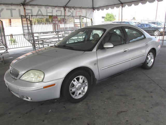 2004 Mercury Sable LS Premium Please call or e-mail to check availability All of our vehicles a
