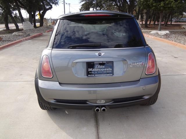 2004 Mini Cooper Hardtop S Austin , Texas 3