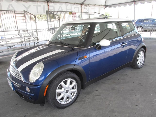 2004 MINI Hardtop Please call or e-mail to check availability All of our vehicles are available