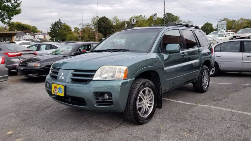2004 Mitsubishi Endeavor Limited  in Frederick, Maryland