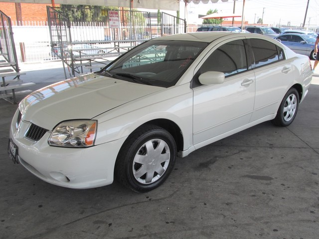 2004 Mitsubishi Galant ES Please call or e-mail to check availability All of our vehicles are a