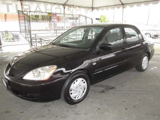 2004 Mitsubishi Lancer ES This particular vehicle has a SALVAGE title Please call or email to che