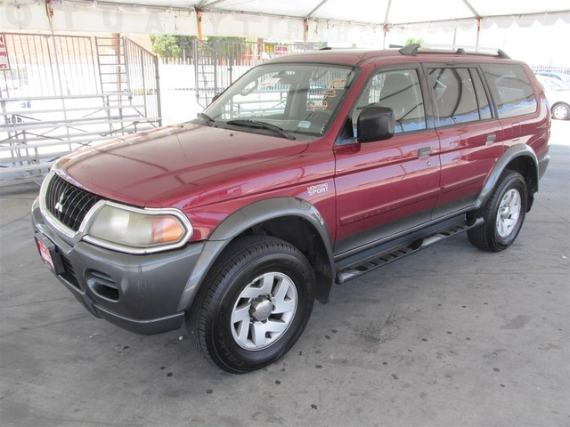 2004 Mitsubishi Montero Sport XLS Please call or e-mail to check availability All of our vehicl