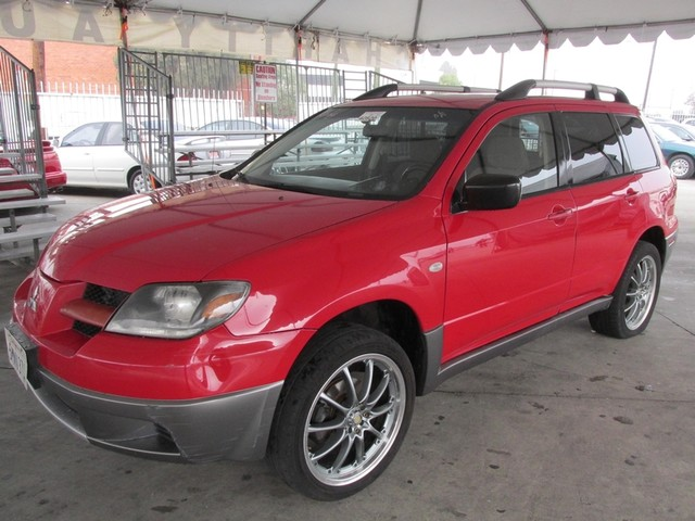 2004 Mitsubishi Outlander LS Please call or e-mail to check availability All of our vehicles are